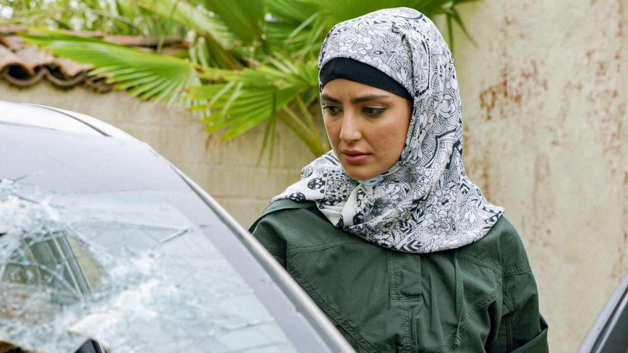 Special Agent Fatima Namazi (Medalion Rahimi) - Bildquelle: Sonja Flemming 2020 CBS Broadcasting Inc. All Rights Reserved. / Sonja Flemming