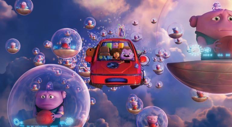 Home - Ein smektakulärer Trip - Bildquelle: 2015 DreamWorks Animation