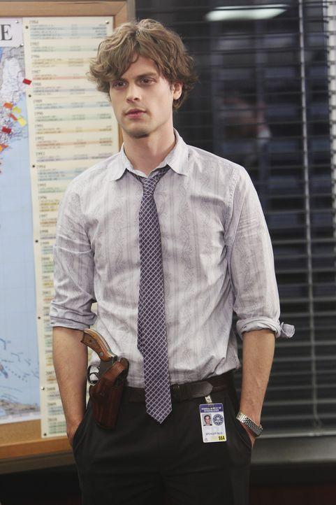 Auf der Suche nach einem Serienkiller: Reid (Matthew Gray Gubler) ... - Bildquelle: Touchstone Television