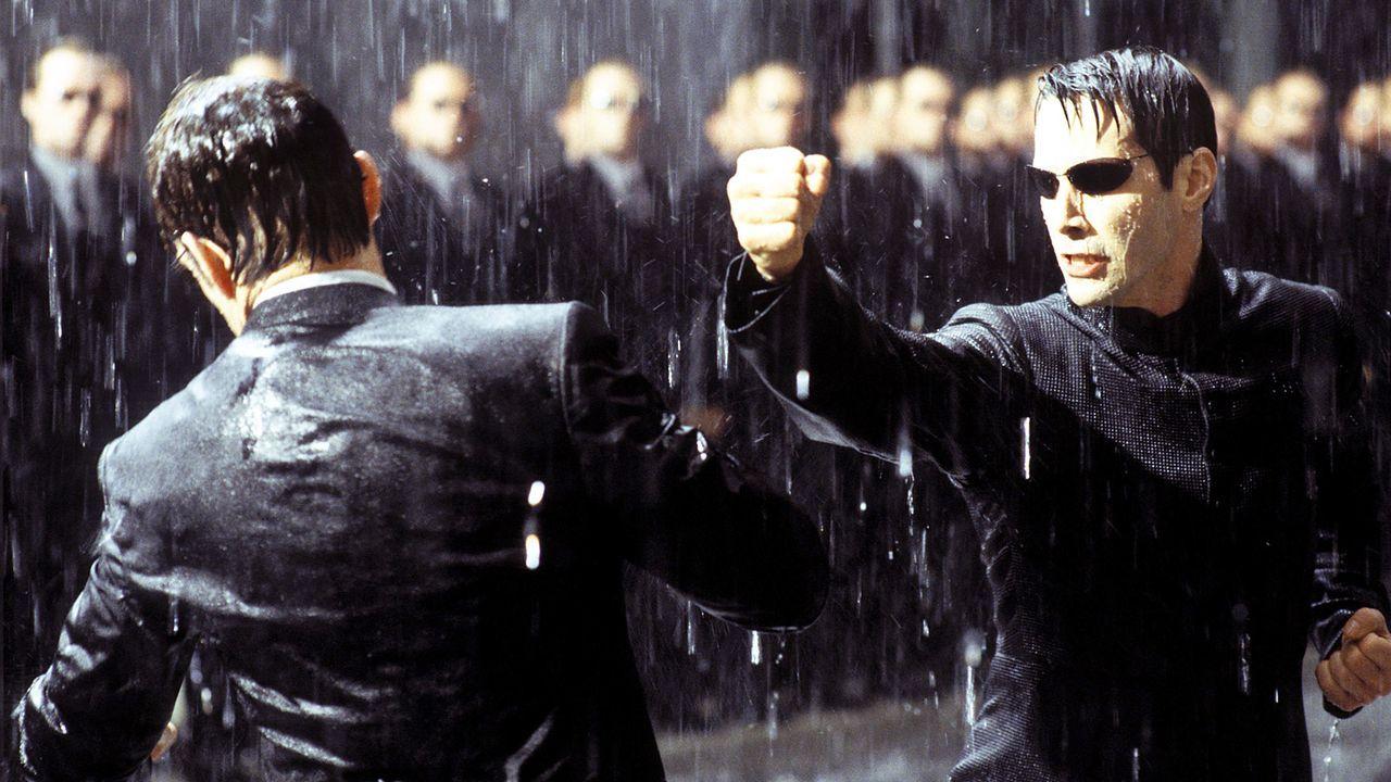 matrix-revolutions-filmszene-dpa - Bildquelle: dpa