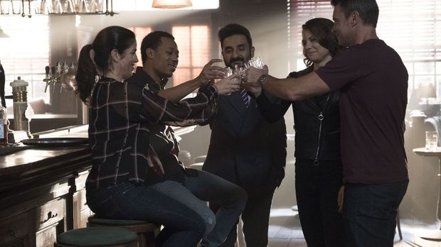Whiskey Cavalier - Whiskey Cavalier - Staffel 1 Episode 3: Arrivederci Roma