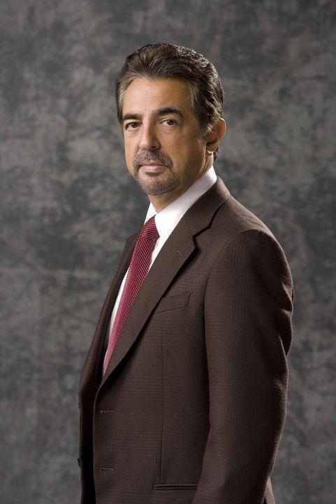 (3. Staffel) - Mitglied der B.A.U., einer FBI-Einheit, die sich mit verhaltensauffälligen Tätern beschäftigt: Supervisory Special Agent David Rossi... - Bildquelle: Touchstone Television