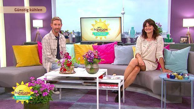 Frühstücksfernsehen - Frühstücksfernsehen - 25.06.2020: Der Perfekte Schlaf, Eine Kuriose Online-plattform & Mini-klimaanlagen Im Test