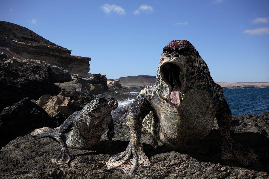 Außergewöhnliche Wesen kehren zurück ... - Bildquelle: ITV Plc