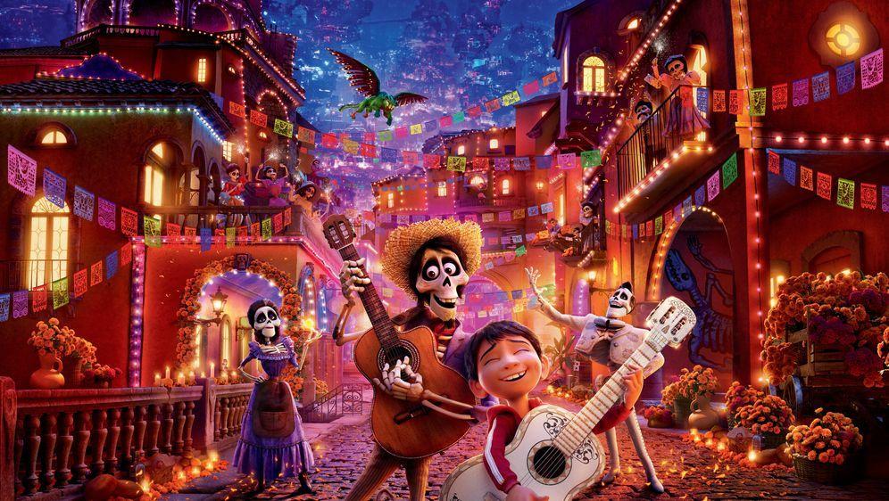 Coco - Lebendiger als das Leben! - Bildquelle: Disney/Pixar