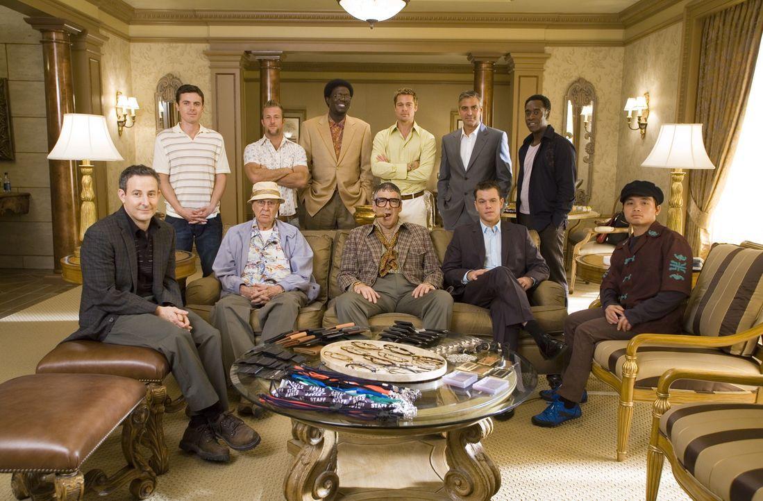 Als der Casino-Mogul Willie Bank Gang-Mitglied ReubenTishkoff bei einem gemeinsamen Geschäft schamlos abzockt, und damit ins Krankenhaus bringt, ruf... - Bildquelle: TM &   Warner Bros. All Rights Reserved