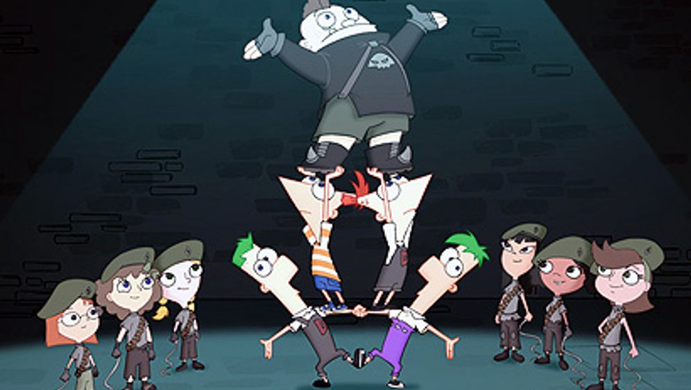 Phineas & Ferb - Der Film - Bildquelle: 2012 Disney