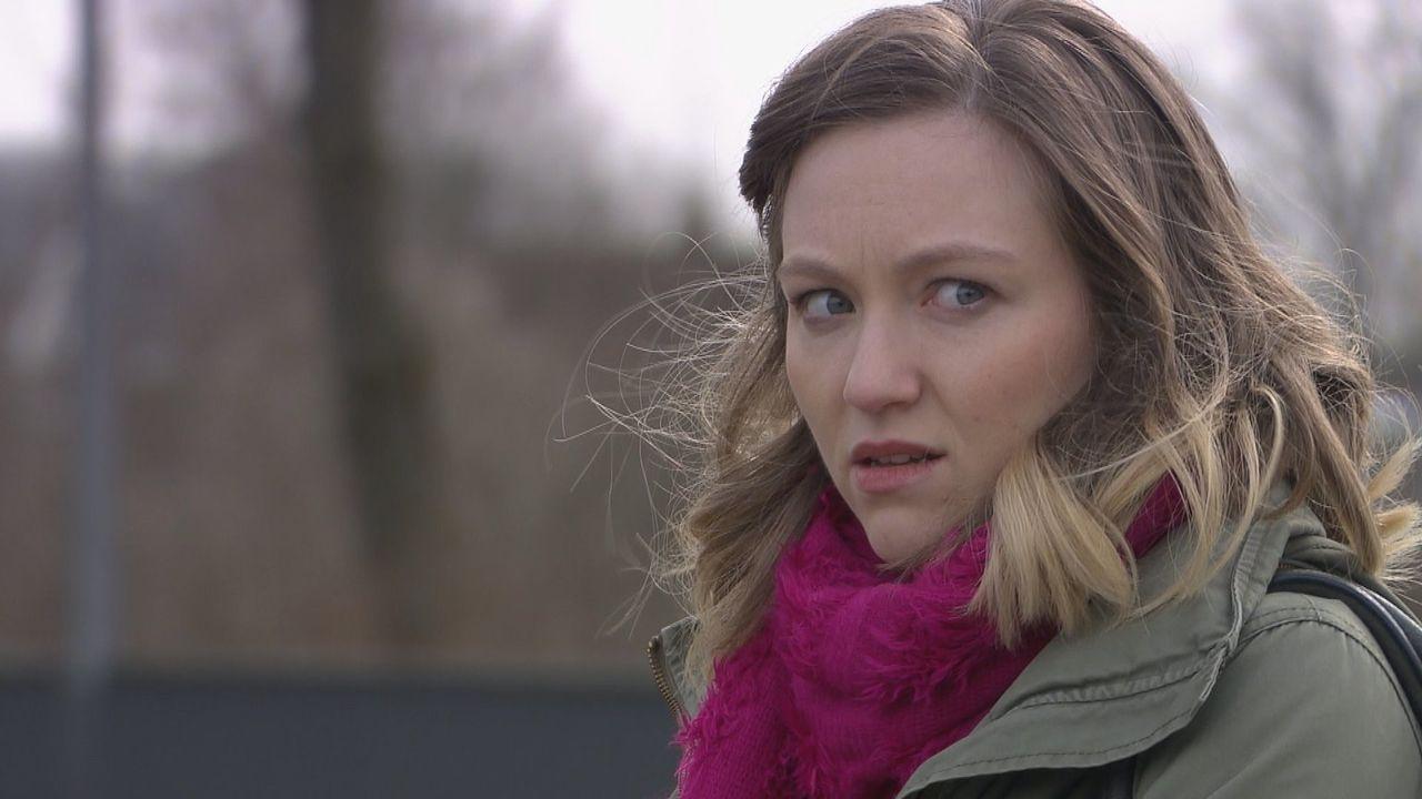 Nadine Krause (Alexandra Schiller) - Bildquelle: SAT.1