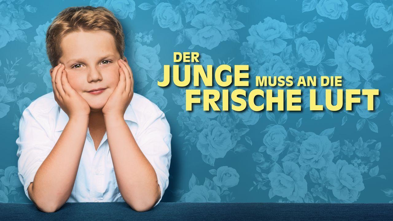 Der Junge muss an die frische Luft - Artwork - Bildquelle: 2018 UFA Fiction GmbH / Warner Bros Entertainment GmbH
