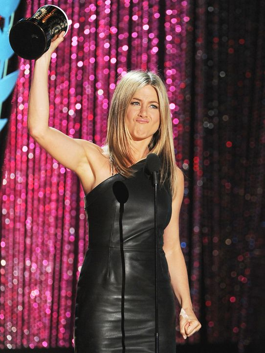mtv-movie-awards-Jennifer-Aniston1-12-06-03-getty-AFP - Bildquelle: getty-AFP
