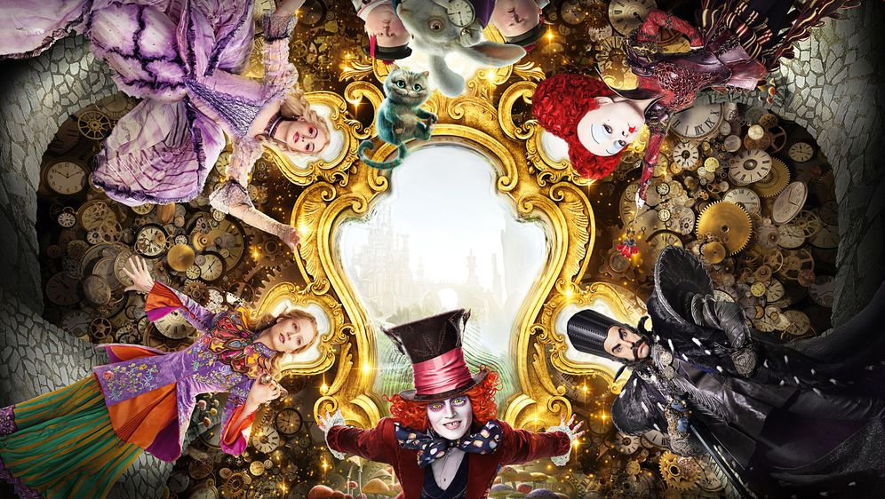 Alice im Wunderland: Hinter den Spiegeln - Bildquelle: Disney Enterprises, Inc. All Rights Reserved.