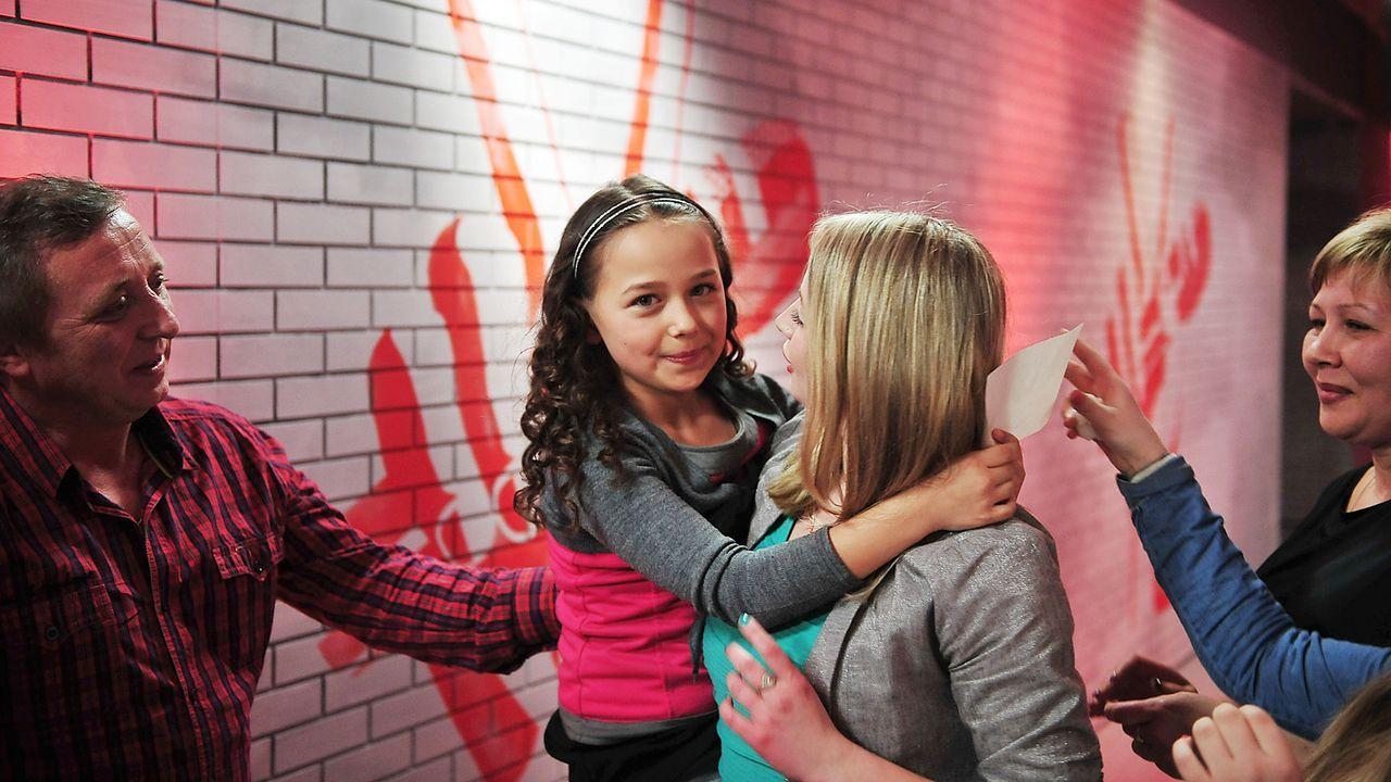 The-Voice-Kids-Nachher-Nicole-03-Andre-Kowalski - Bildquelle: SAT.1/Andre Kowalski