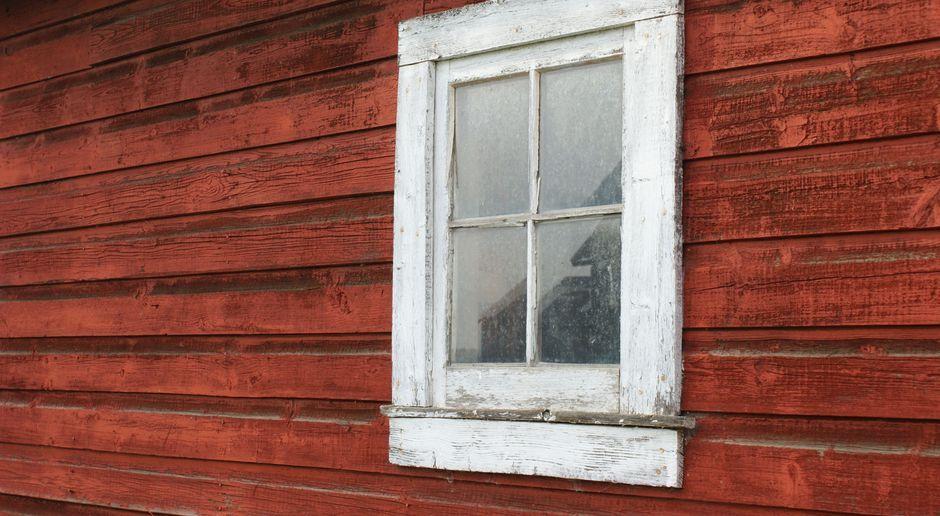 Holzfenster Streichen Erst Aufarbeiten Dann Bemalen Sat1