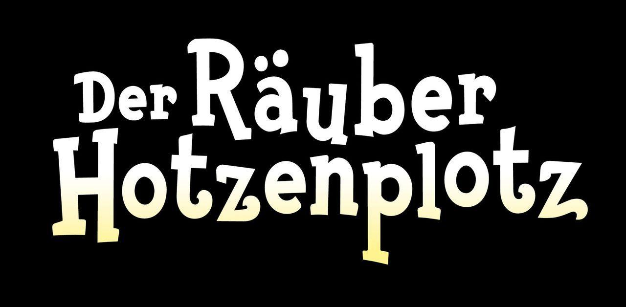 """""""Der Räuber Hotzenplotz"""" - Logo - Bildquelle: Constantin Film Produktion GmbH"""