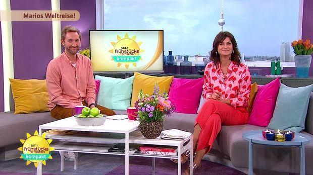 Frühstücksfernsehen - Frühstücksfernsehen - 27.05.2020: Hunde Mit Schlechtem Gewissen, Geld Sparen & Marios Virutelle Weltreise
