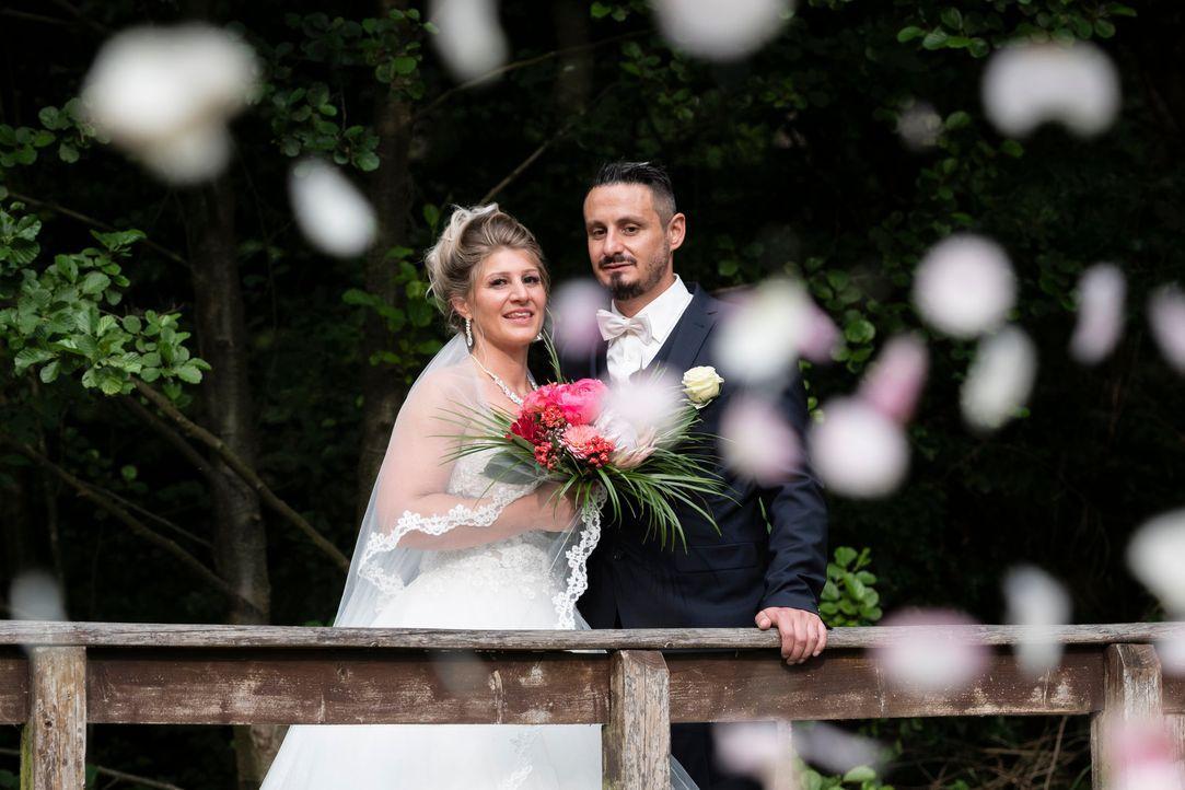 Samantha und Serkan: Die Hochzeit16 - Bildquelle: SAT.1 / Christoph Assmann
