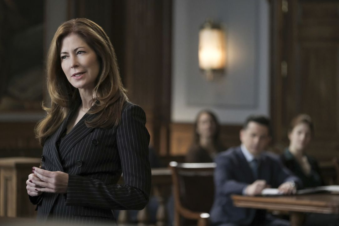 Sylvia Banner (Dana Delany) - Bildquelle: Jojo Whilden 2018 CBS Broadcasting, Inc. All Rights Reserved.