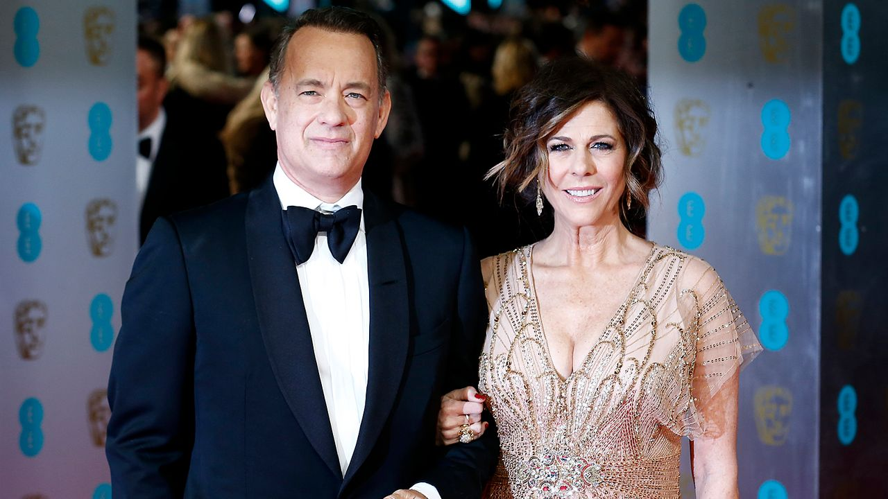 BAFTA-Tom-Hanks-Rita-Wilson-14-02-16-AFP - Bildquelle: AFP