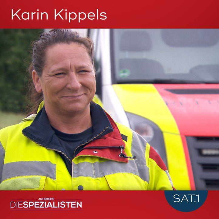 Karin Kippels - Bildquelle: SAT.1