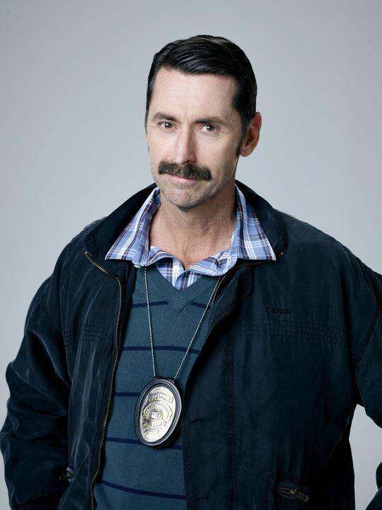 (1. Staffel) - Unterstützt seine Kollegen so gut er kann: Donovan (Kirk Fox) - Bildquelle: Warner Brothers