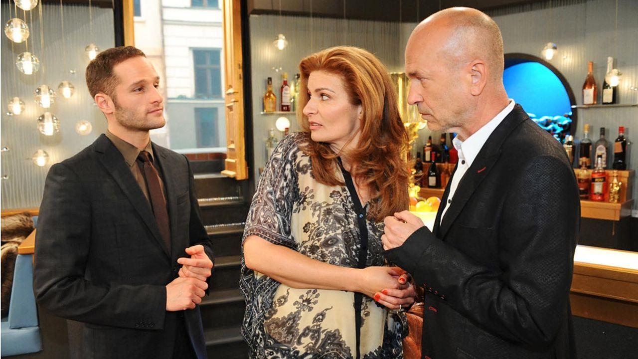 Anna-und-die-Liebe-Folge-717-02-Sat1-Oliver-Ziebe - Bildquelle: Sat.1/Oliver Ziebe