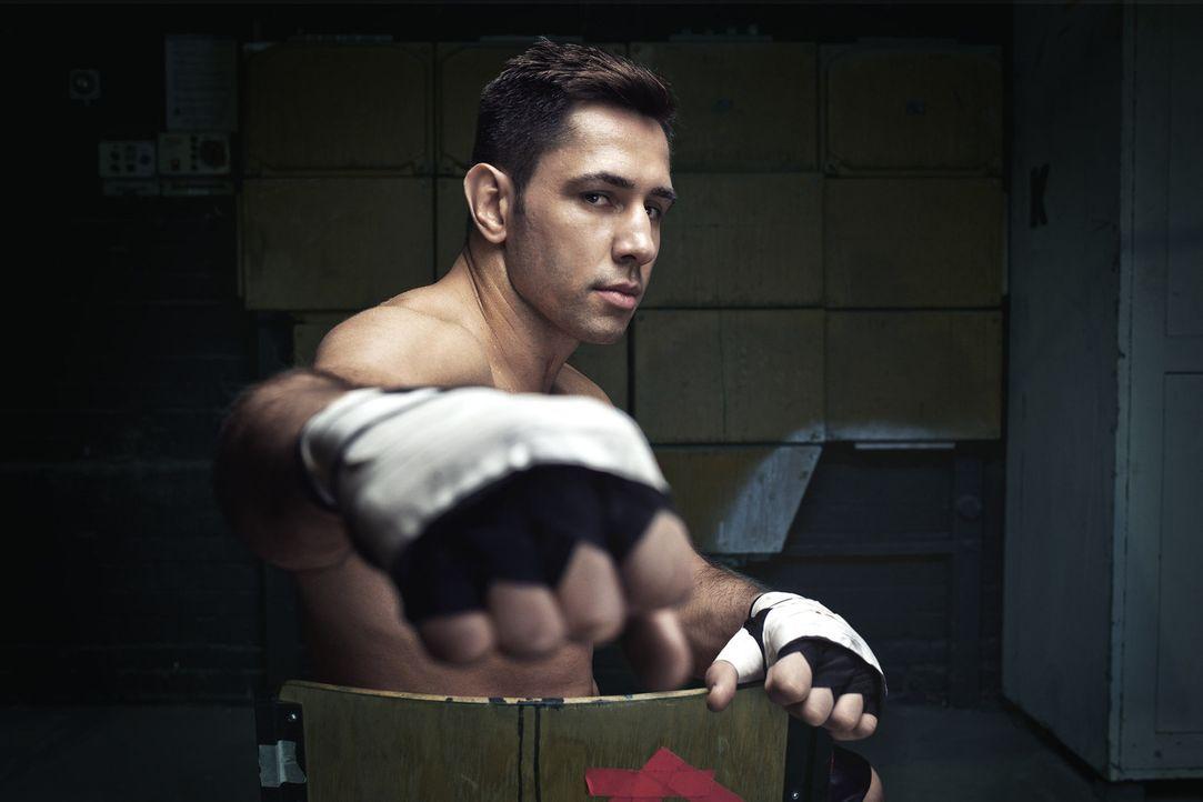 Felix Sturm (Bild) könnte Boxgeschichte schreiben: Wenn er den WM-Kampf im Supermittelgewicht gegen Fedor Chudinov gewinnt, holt er den Titel zum fü... - Bildquelle: Frank Zauritz SAT.1