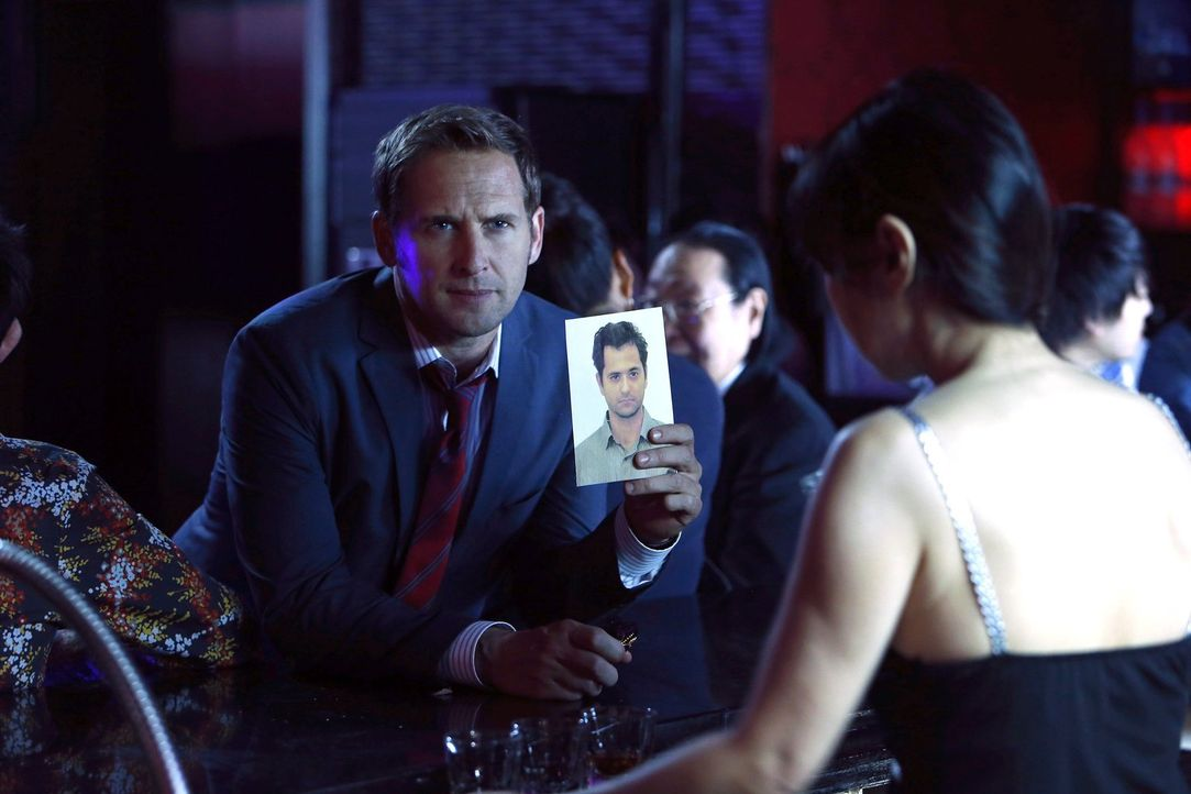 Auf der Suche nach einem Mörder: Jake Broderick (Josh Lucas, l.) ... - Bildquelle: Warner Bros. Entertainment, Inc.