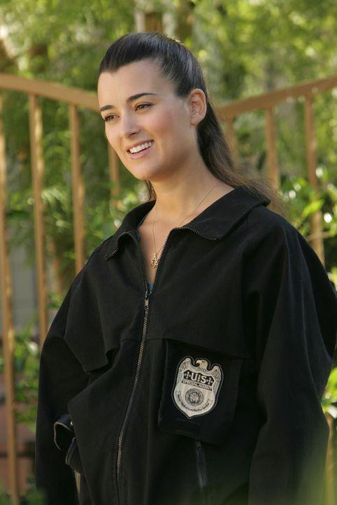 Versucht mit ihren Kollegen einen neuen Fall zu lösen: Ziva (Cote de Pablo) ... - Bildquelle: CBS Television