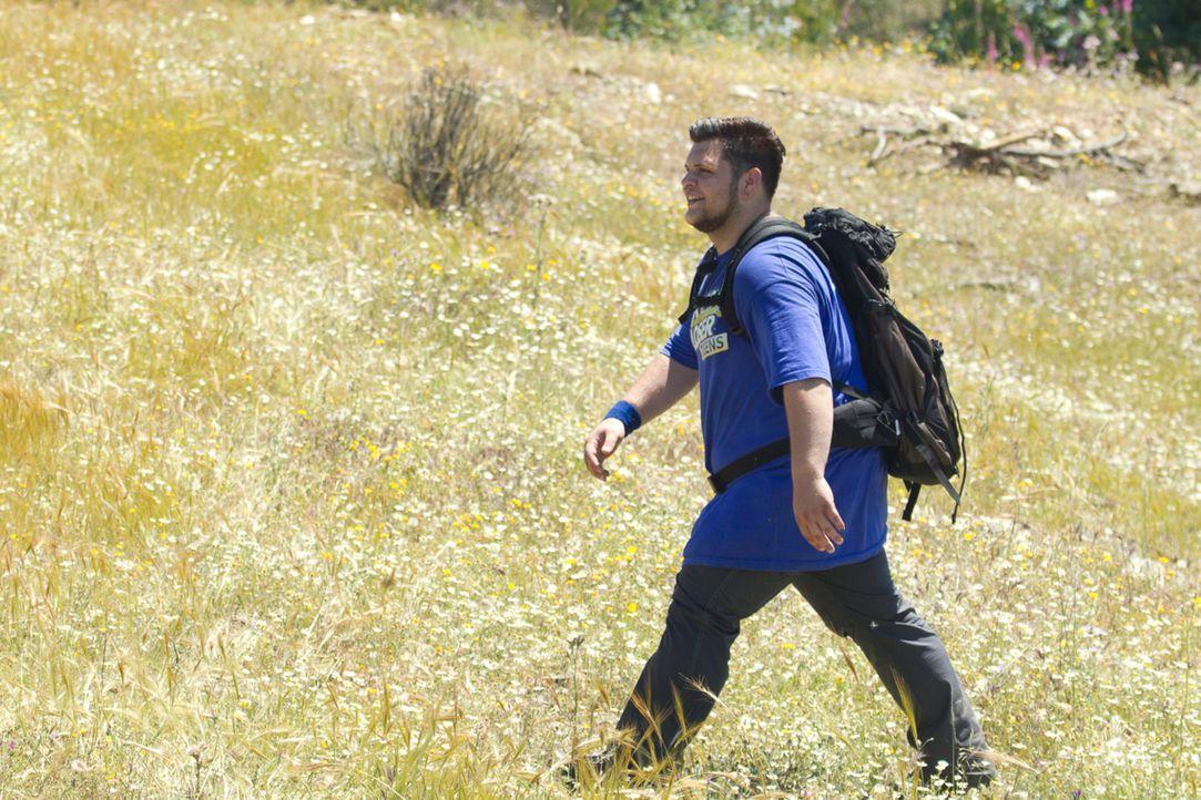 Kann Lukas den Schatz finden oder kommt ihm die Konkurrenz zuvor? - Bildquelle: Enrique Cano SAT.1