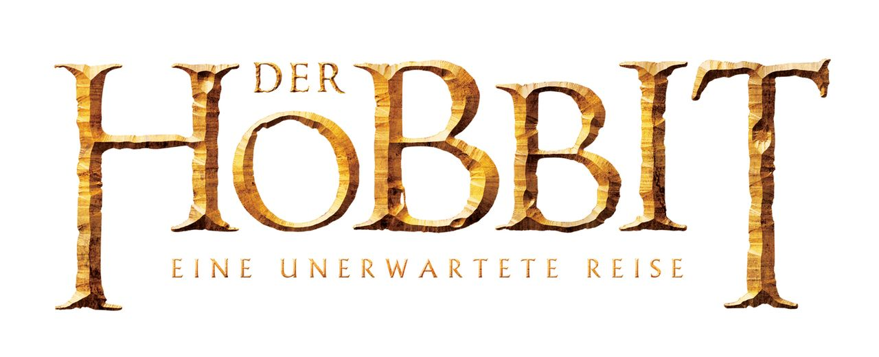 Der Hobbit: Eine unerwartete Reise - Logo - Bildquelle: 2012 METRO-GOLDWYN-MAYER PICTURES INC. AND WARNER BROS.ENTERTAINMENT INC. ALL RIGHTS RESERVED.