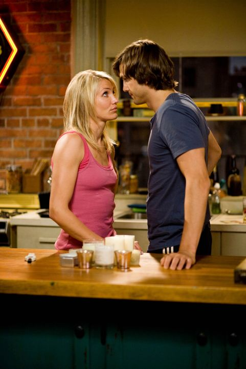 Joy McNally (Cameron Diaz, l.); Jack Fuller (Ashton Kutcher, r.) - Bildquelle: 2008 Twentieth Century Fox Film Corporation. All rights reserved.