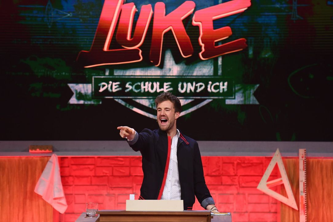Luke Mockridge - Bildquelle: Willi Weber SAT.1/Willi Weber