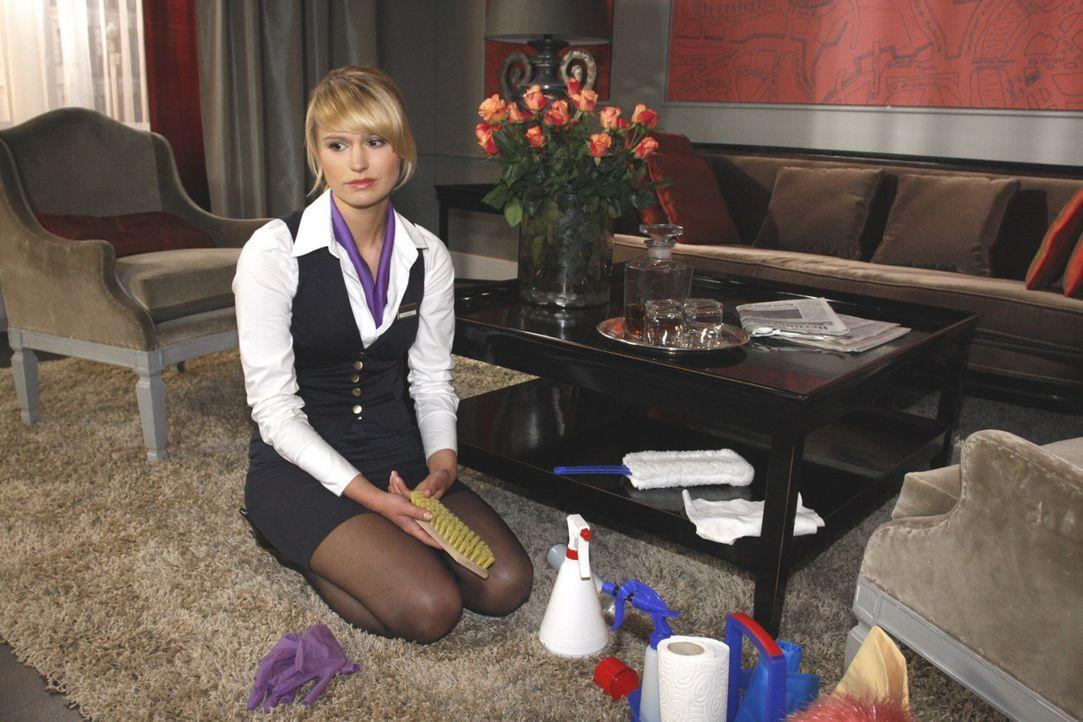 Jessica (Isabelle Ege) versucht vergeblich, ihre Liebe zu Moritz zu verdrängen ... - Bildquelle: SAT.1