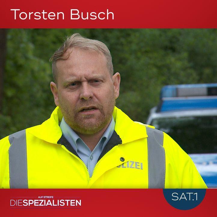 Torsten Busch - Bildquelle: SAT.1