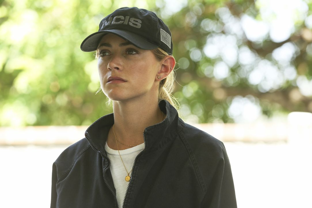 Ellie Bishop (Emily Wickersham) - Bildquelle: Michael Yarish 2018 CBS Broadcasting, Inc. All Rights Reserved/Michael Yarish