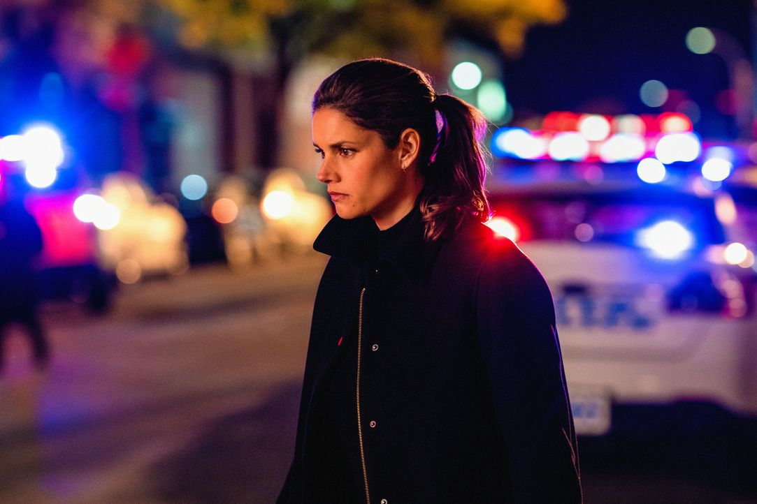 Special Agent Maggie Bell (Missy Peregrym) - Bildquelle: Michael Parmelee 2020 CBS Broadcasting Inc. All Rights Reserved. / Michael Parmelee