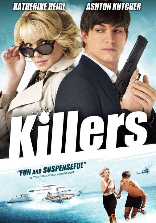 KISS & KILL - Plakatmotiv - Bildquelle: Kinowelt GmbH