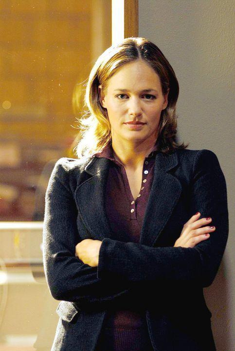Dr. Nina Ritter (Sonsee Neu), die erfahrene Psychologin im Team. - Bildquelle: Sat.1