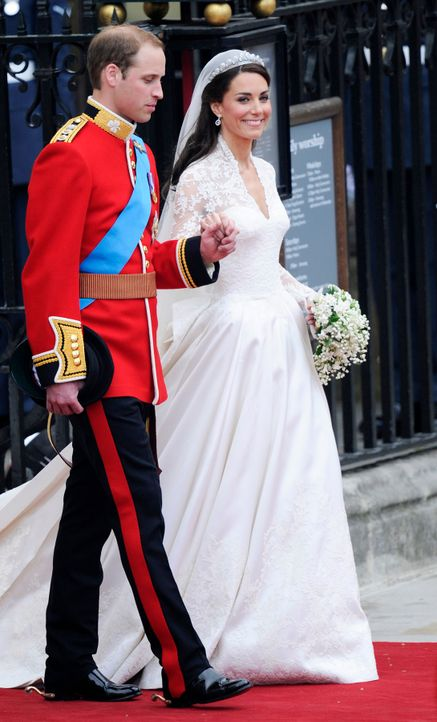 Hochzeit-Prinz-William-Kate-Middleton-11-04-29-2-AFP - Bildquelle: AFP