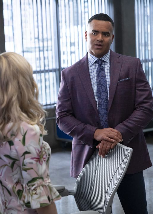 Chunk Palmer (Christopher Jackson) - Bildquelle: David M. Russell 2019 CBS Broadcasting Inc. All Rights Reserved. / David M. Russell