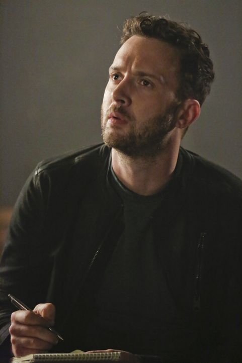 Seine gute Menschenkenntnis hilft dem Team Scorpion in einem ganz speziellen Fall: Toby (Eddie Kaye Thomas) ... - Bildquelle: Robert Voets 2014 CBS Broadcasting, Inc. All Rights Reserved