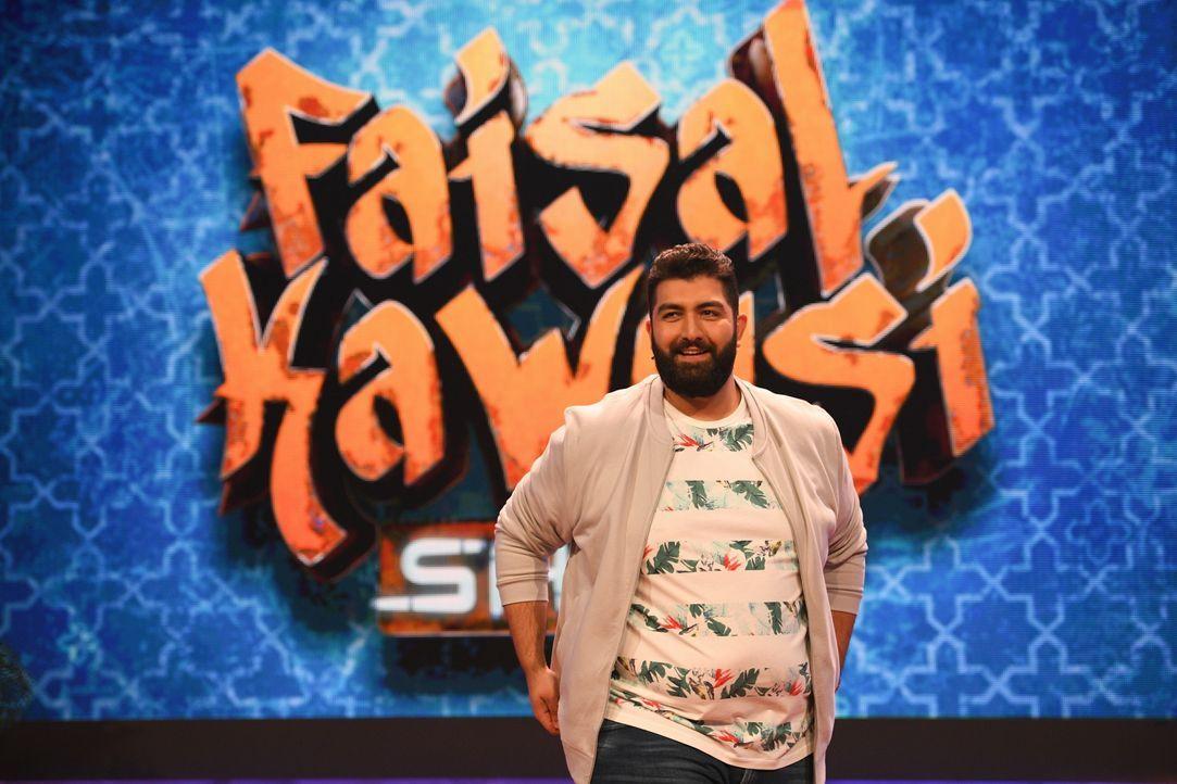 Faisal Kawusi - Bildquelle: Steffen Z. Wolff SAT.1 / Steffen Z. Wolff