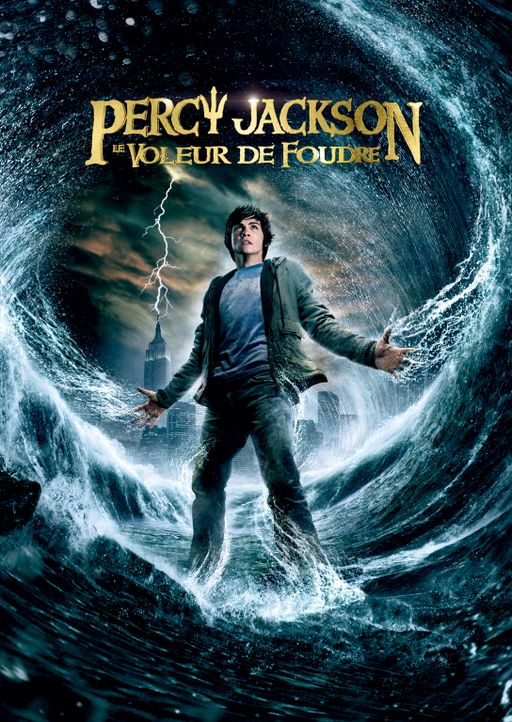 PERCY JACKSON - DIEBE IM OLYMP - Plakatmotiv - Bildquelle: 2010 Twentieth Century Fox Film Corporation. All rights reserved.