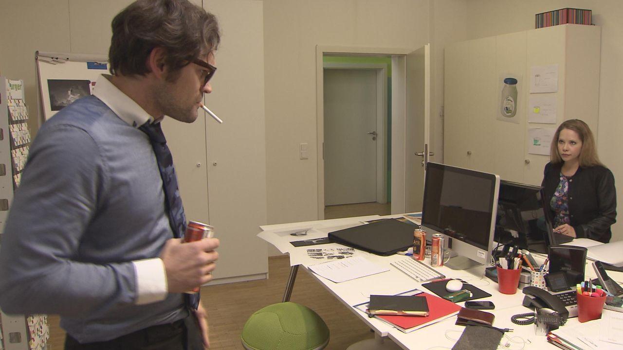 Absturz-eines-Workaholic--Bild15 - Bildquelle: SAT.1
