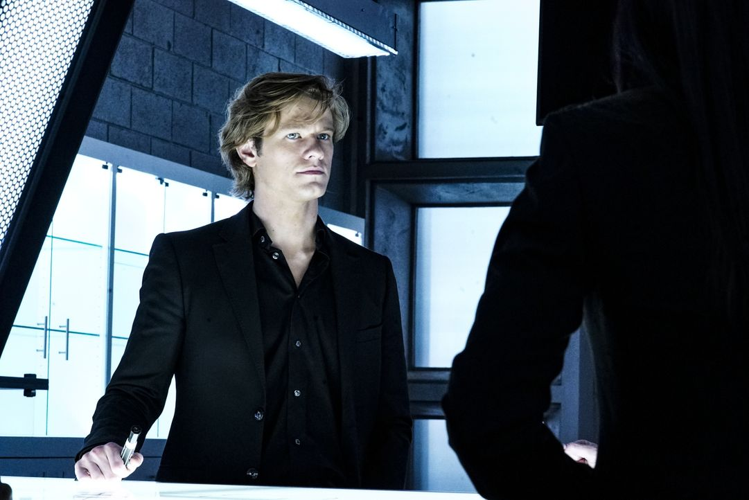 MacGyver (Lucas Till) - Bildquelle: Richard DuCree 2018 CBS Broadcasting, Inc. All Rights Reserved