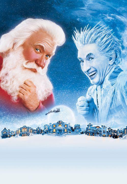 Santa Clause 3: Eine frostige Bescherung - Artwork ... - Bildquelle: Disney All rights reserved