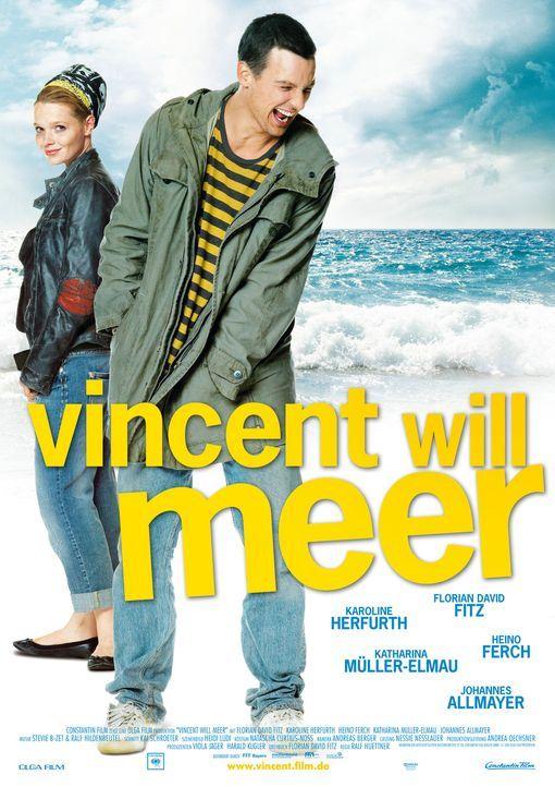 Vincent will Meer - Plakatmotiv - Bildquelle: 2010 Constantin Film Verleih
