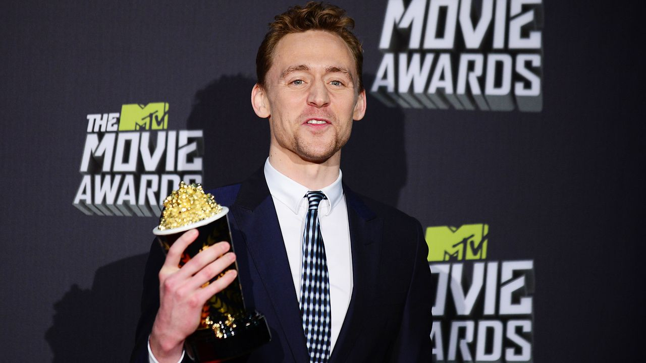mtv-movie-awards-130414-Tom-Hiddlestone-getty-AFP - Bildquelle: getty-AFP