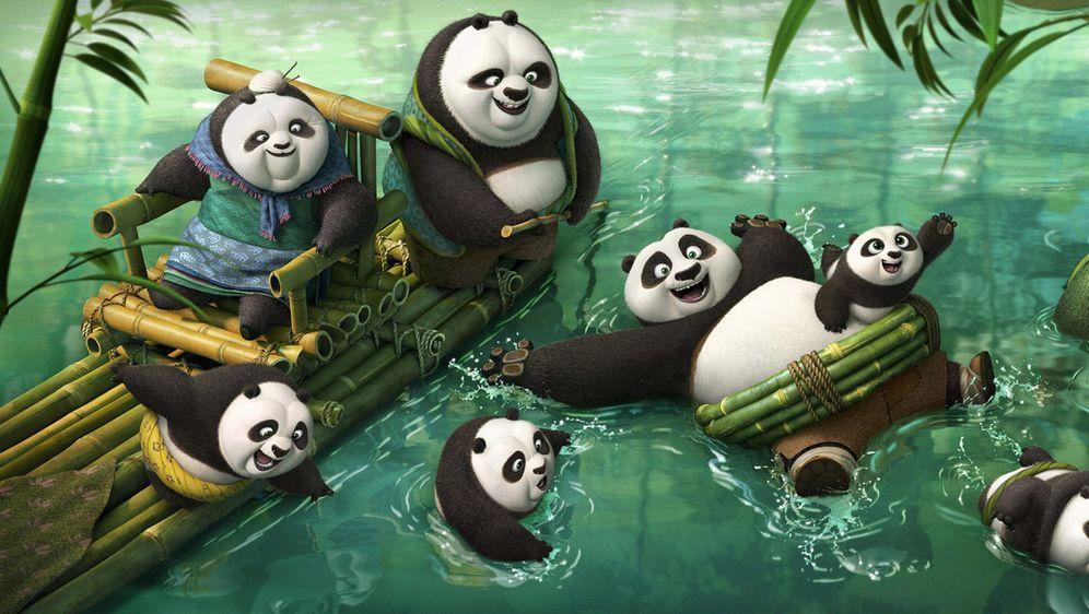 Kung Fu Panda 3 - Bildquelle: 2015 DreamWorks Animation, L.L.C.  All rights reserved.