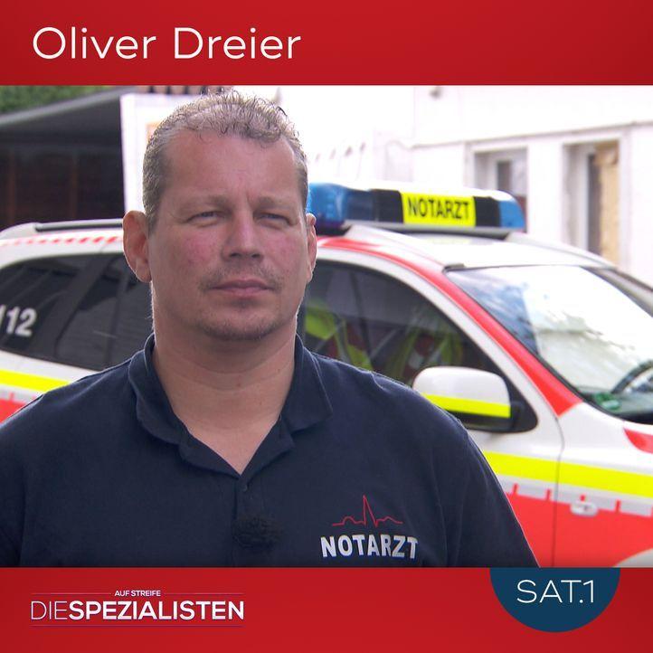 Oliver Dreier - Bildquelle: SAT.1